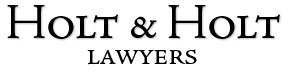 Holt & Holt Lawyers
